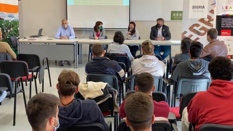 Jornada Networking Odisseu a Alfarràs