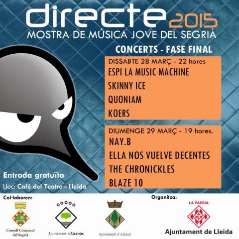 DIRECTE 2015