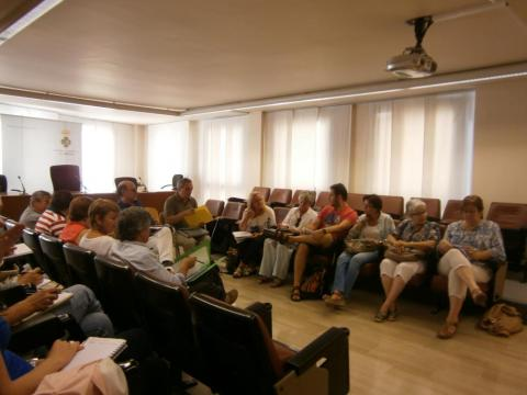 Reunió directors/es curs 2013/2014