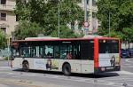 La promoció es fa en autobusos de Lleida, Tarragona, Girona i Barcelona