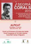 Segrià Corals a Alpicat