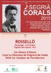 Segrià Corals a Rosselló